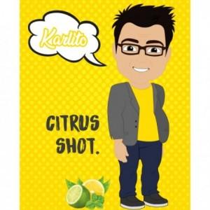 Kllak Karlito citron shot 50ML