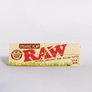 RAW  - ORGANIC HEMP -...